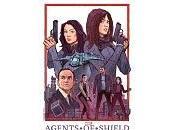 """""""Agents S.H.I.E.L.D. poster tornano originali"""