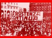 Liberazione… Resistenza continua…