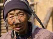Arunachal Pradesh: villaggio all'altro