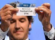 Sorteggi Europa League Champions: niente derby italiano, Juve trova Real
