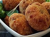 Frittelle ricotta porcini 100% Gluten Free (Fri)Day