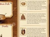 templates WordPress blog cucina ricette parte)