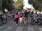 SangaMotorbike 2015, quinto motoincontro notturna città Gavino.