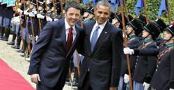Renzi accoda agli sancisce tracollo dell'italia