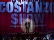 """Domenica aprile Retequattro: Penultimo appuntamento """"Maurizio Costanzo Show"""" ospiti Emma Fedez."""