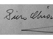 """""""Piero Chiara: lingua stile"""". Saggio Domenico Carroso"""