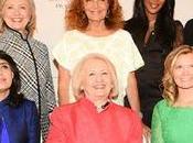 Diane Furstenberg Tina Brown hanno presentato edizione Annual Awards