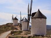 Spagna Cervantes: Consuegra mulini vento Chisciotte