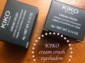 KIKO cream crush eyeshadow