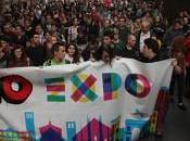 """oggi """"Cinque Giornate Milano"""" protesta anti-Expo. Aumenta l'allerta degli apparati sicurezza"""