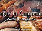 sagre perdere Campania: weekend maggio 2015
