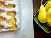 Ricetta torta pere semplice
