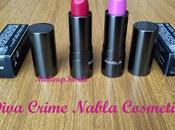 Nabla Cosmetics Diva Crime (Alter Vertigo): Swatches Comparazioni