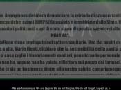 Hacker Anonymous hackerano sito dell'Agenzia Italiana Farmaco