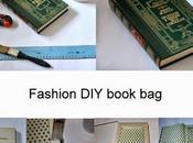 make fashion book bag!