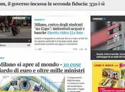 """paese """"male-educati"""": dimissioni dalla direzione Corsera Ferruccio Bortoli"""