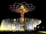 Expo 2015. L'Albero della Vita accende. Inizia l'Esposizione Universale