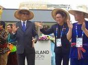 EXPO 2015:Inaugurato padiglione Thailandia