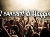 Concerti Napoli: appuntamenti Maggio 2015