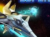 "Super Laser: Alien Fighter shoot ""old school"" vostri Android"