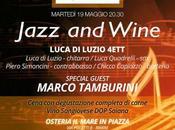 Marco Tamburini Rimini serata Jazz Wine