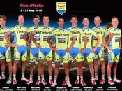 Tinkoff-Saxo, Ecco formazione Giro d'Italia