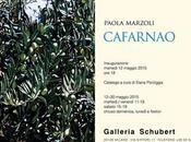 MILANO: Cafarnao. Alla ricerca significato Mostra Paola Marzoli Galleria Schubert