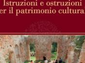 Pubblico privato insieme valorizzare patrimonio culturale