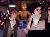 Video, immagini dettagli Disney Infinity Star Wars Notizia