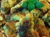 Vegan strapazzato asparagi