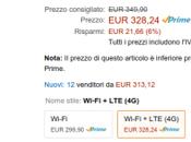 Samsung Galaxy disponibile Amazon euro