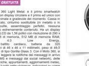 Motorola Moto Metal disponibile euro Glistockisti.it