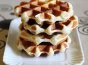 Dolci Pasticci Waffle Liegi Liege Waffles