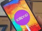 Samsung correggerà presto piccoli problemi Lollipop micro-update