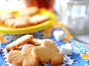 Biscotti sablés vegan gluten free alla farina mais
