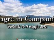 sagre perdere Campania: weekend 16-17 maggio 2015