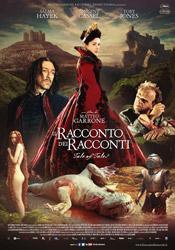 regista Matteo Garrone presenta RACCONTO RACCONTI