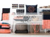 KRYDDGLAD nuova collezione IKEA edizione limitata