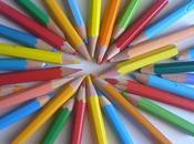 Come riciclare matite colorate