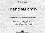 Friends Family: grande successo l'iniziativa Atelier Persechino