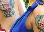 Crisi Belen Martino: showgirl cancellerà tatuaggio