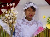 Nagaland: Scene matrimonio