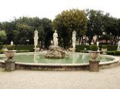 Fontana Venere villa Borghese