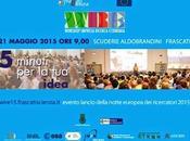 #WIRE15: minuti idea, l'evento lancio della Notte Europea Ricercatori 2015