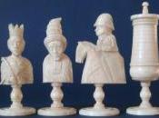 Dall'oro alla cioccolata… l'inesauribile fantasia fabbricanti pezzi gioco degli scacchi