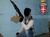 Kalashnikov, molotov, pose terroristi attentati: arrestati uomini campani