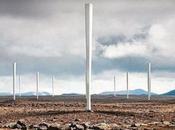 Turbina eolica senza pale produce energia oscillando