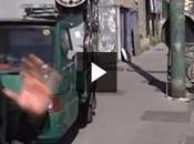 Video. Luca Abete ancora mercatini Napoli, corni copricerchioni