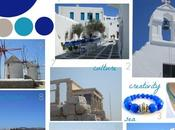 moodboard wednesday linkyparty Greece experience inspired