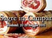 sagre perdere: weekend 23-24 maggio 2015